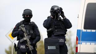 police-allemagne