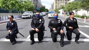 police los angles 02 06 2020