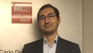 ألكسندر كاتب الخبير الاقتصادي والأستاذ في معهد العلوم السياسية في باريس
