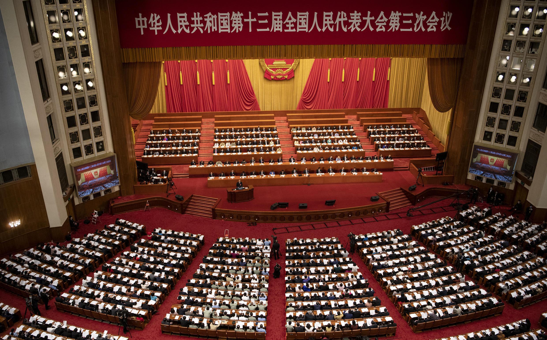 parti communiste chinois 28 05 2020