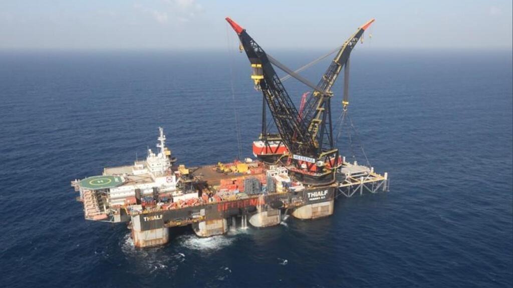 petrole-israel