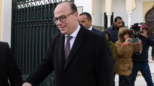 إلياس الفخفاخ المكلف بتشكيل حكومة جديدة في تونس