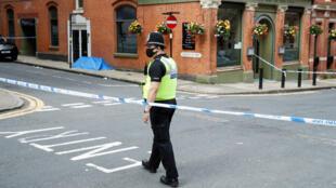 الشرطة البريطانية في برمنغهام