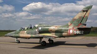 طائرة حربية تونسية