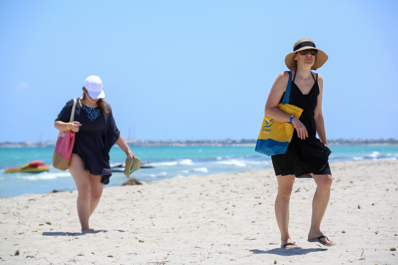 touristes tunisie 2020