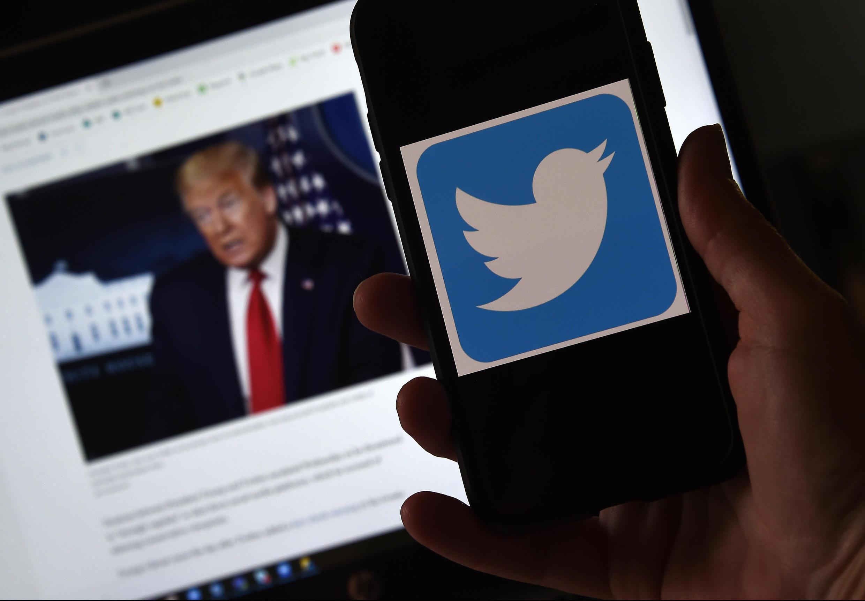 حرب ترامب وتويتر