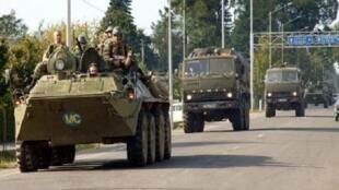 forces russes karabakh deux