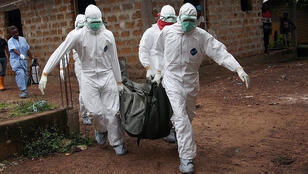 حالة وفاة من الإيبولا في الكونغو الديمقراطية