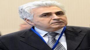 وزير الخارجية اللبناني ناصيف حتّي