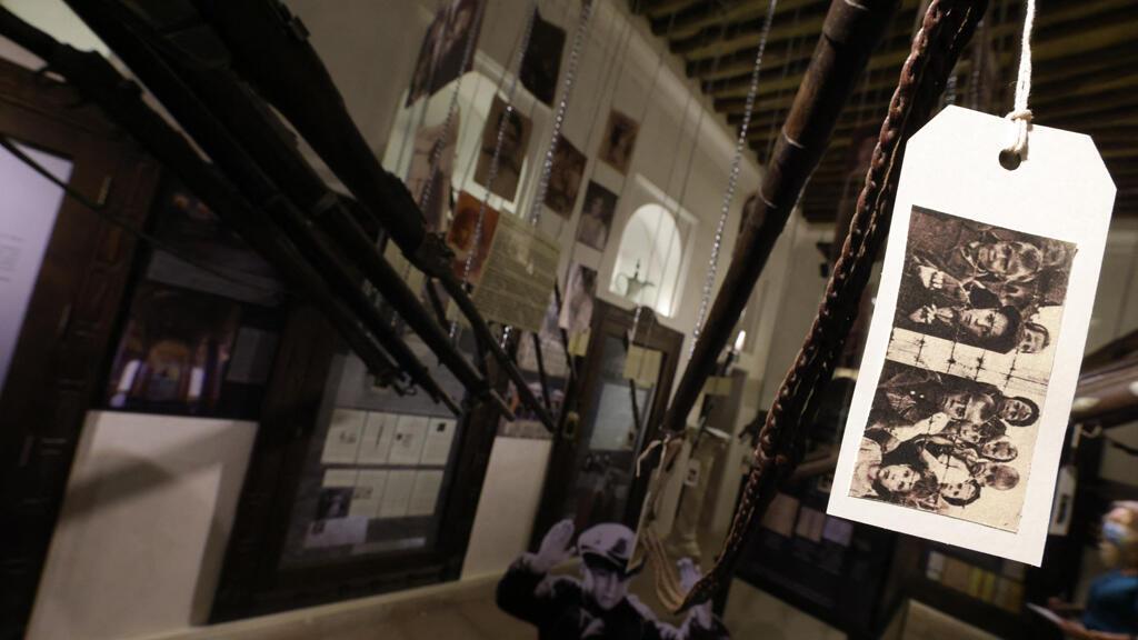 أول معرض في الدول العربية حول الهولوكوست في دبي بالإمارات
