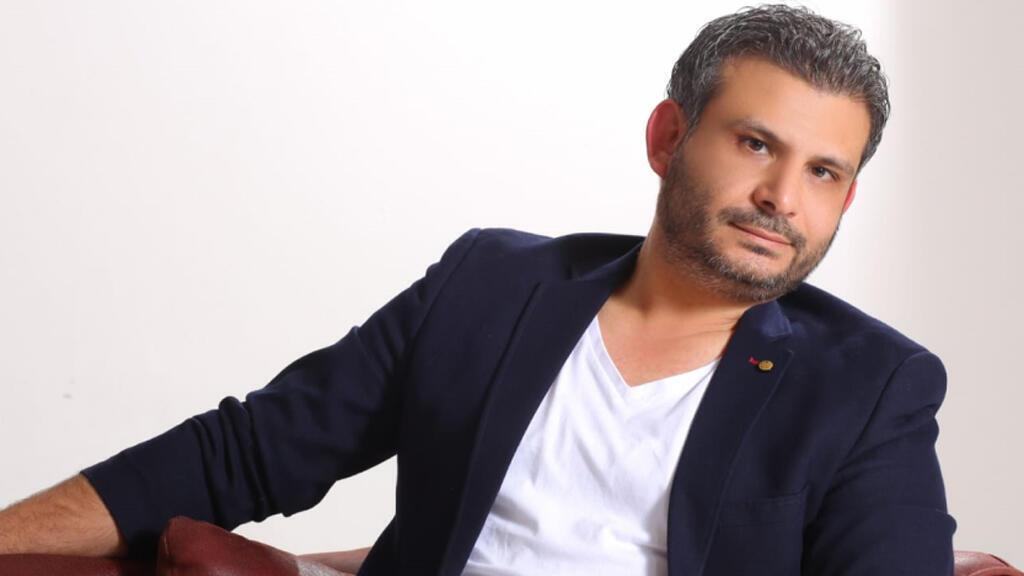 الفنان الفلسطيني حسن سلطان