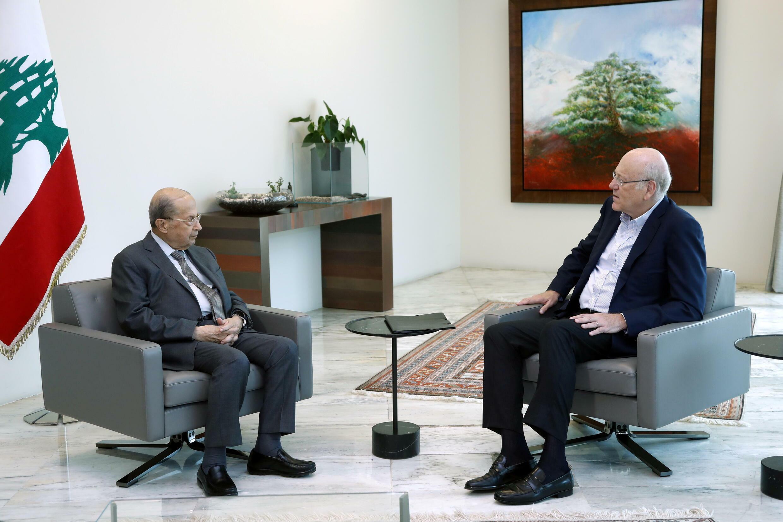 LEBANON-POLITICS-MIKATI
