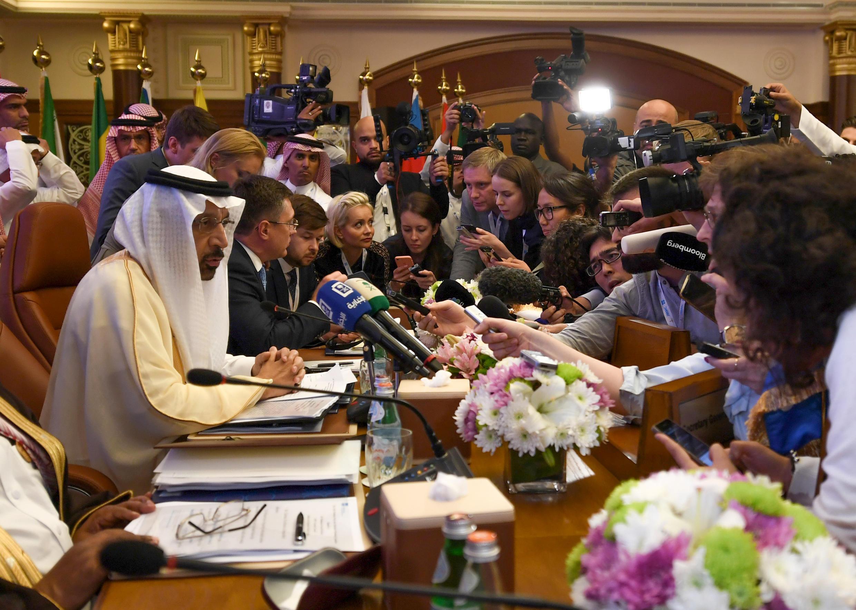 ministre du petrol saoudien
