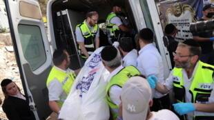 قتلى في تدافع خلال احتفال ديني بإسرائيل