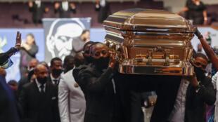 Funérailles de George Floyd_1