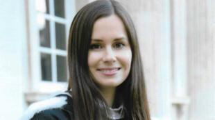 كايلي مور-غيلبرت المسجونة في إيران
