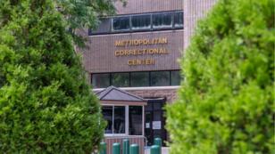 السجن حيث وجد الملياردير جيفري إبستاين منتحرا، نيويورك، الولايات المتحدة