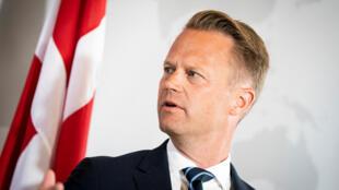 وزير الخارجية الدنماركي ييبي كوفود