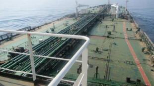 تبحر ناقلة النفط سابيتي المملوكة لإيران في البحر الأحمر-