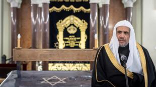 الأمين العام لرابطة العالم الإسلامي الشيخ محمد العيسى
