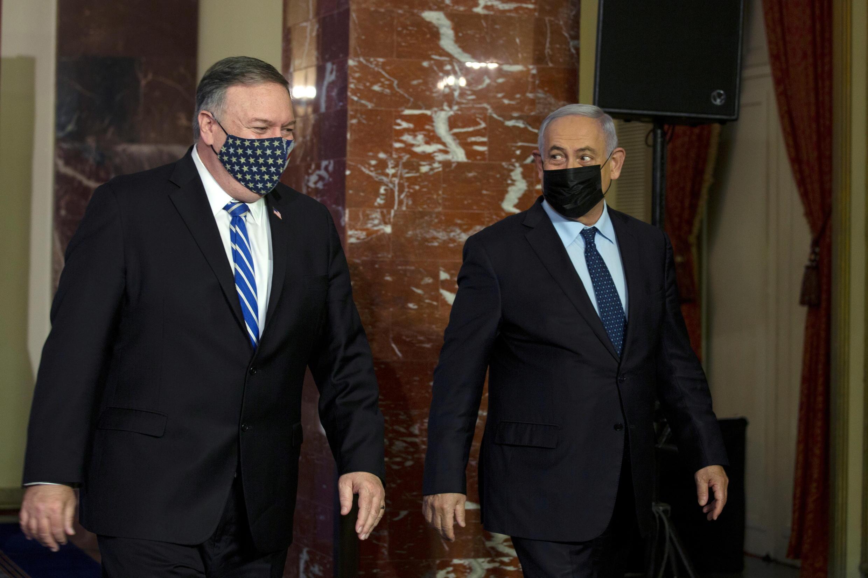 pompeo_visit_israel_netanyahu
