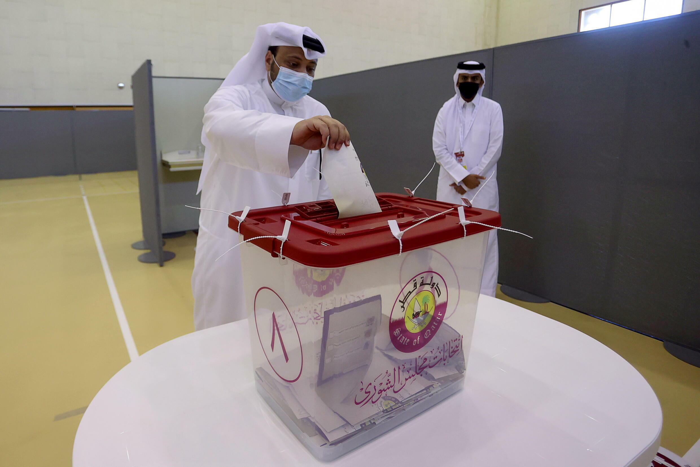 انتخابات مجلس الشورى في قطر