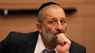 وزير الداخلية الإسرائيلي آري دري-