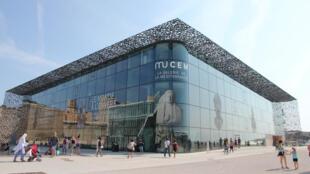 متحف حضارات البحر المتوسط في مارسيليا