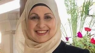 """فاطمة أبو واصل إغبارية رئيسة منظمة """"همسة سماء الثقافة الدولية"""""""