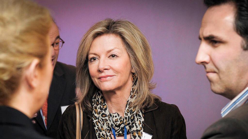 السفيرة فيرونيكا واند-دانيلسون