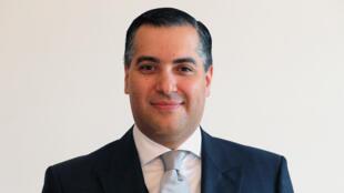 مصطفى أديب سفير لبنان في ألمانيا