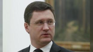 / وزير الطاقة الروسي ألكسندر نوفاك