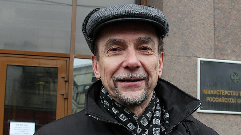 ليف بونوماريف المدافع عن حقوق الانسان من بين المعتقلين