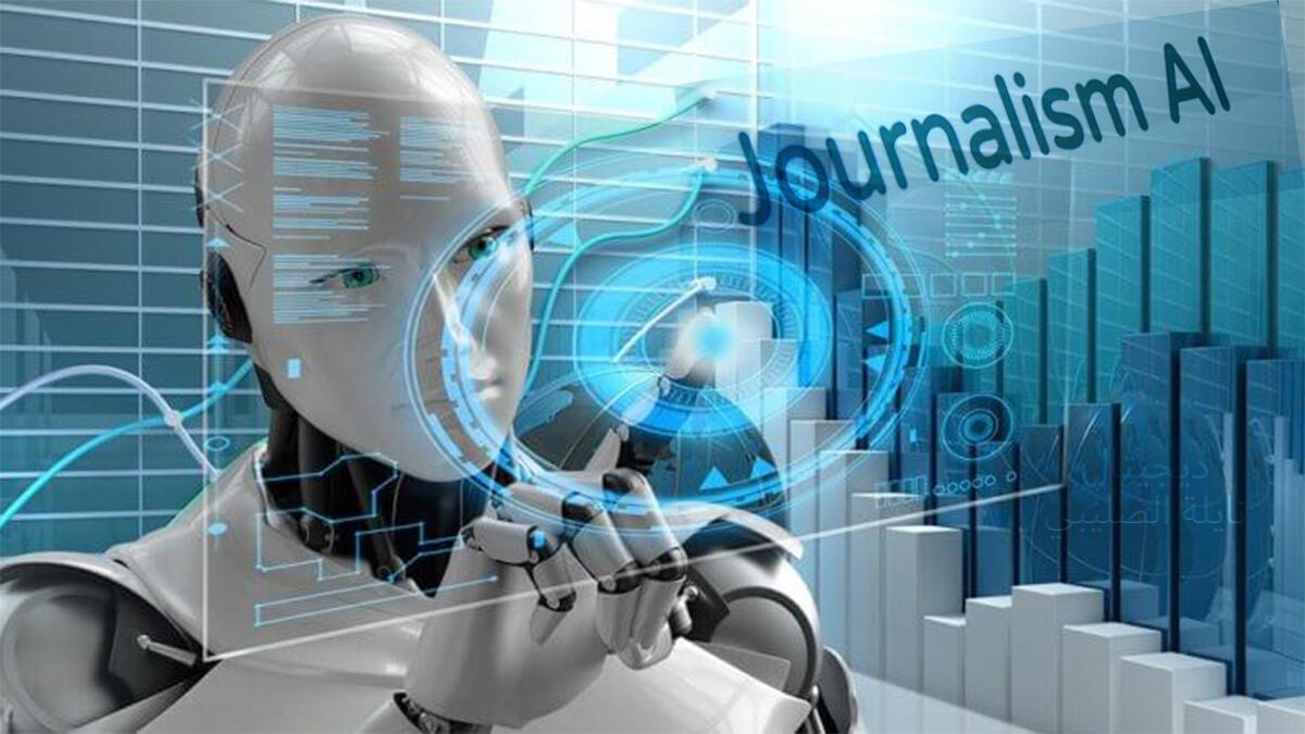 صحافة الذكاء الاصطناعي