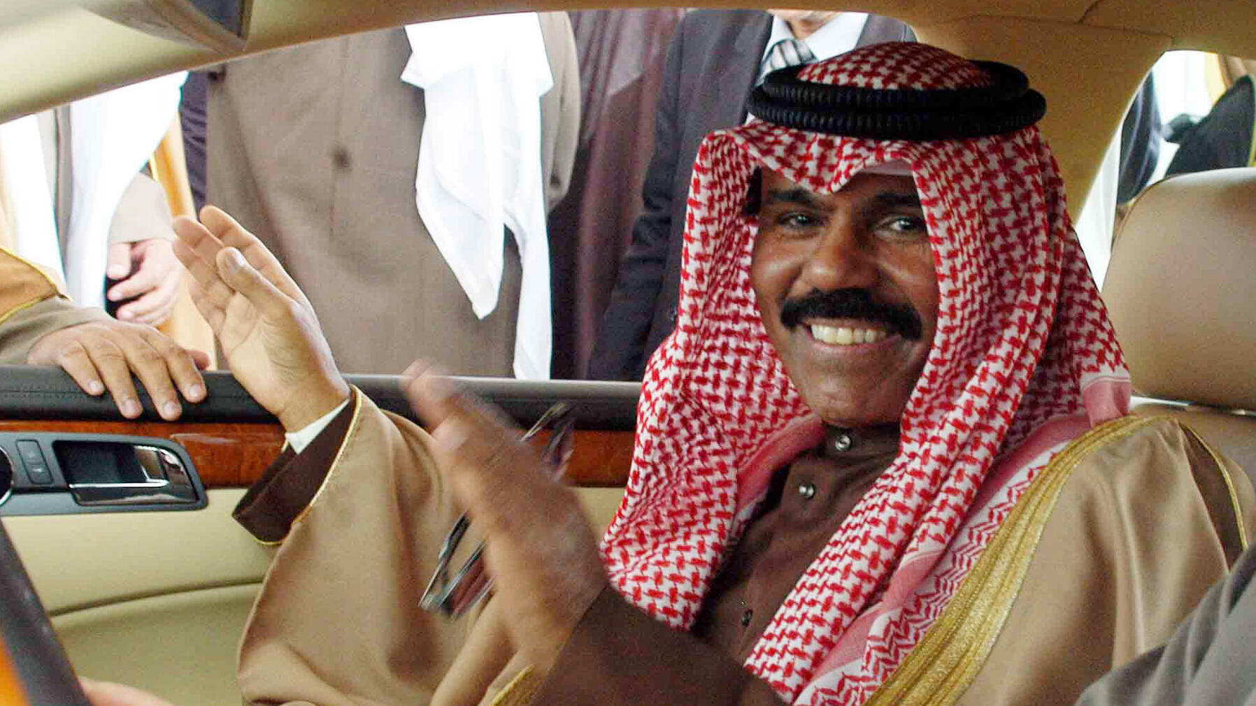 L'émir du Koweit