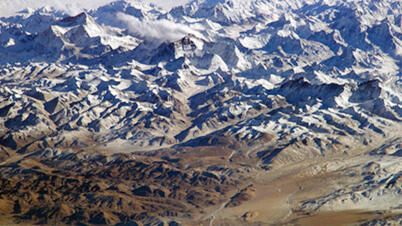 جبال الهيملايا يمكن الاستفادة من تجاربها للتكيف مع التغير المناخي