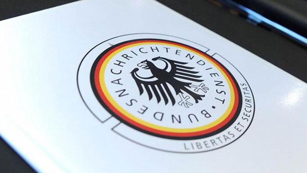 شعار الاستخبارات الألمانية