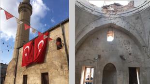 """مسجد """"كاليك"""" التركي/ خاص مونت كارلو الدولية - طارق القاعي"""