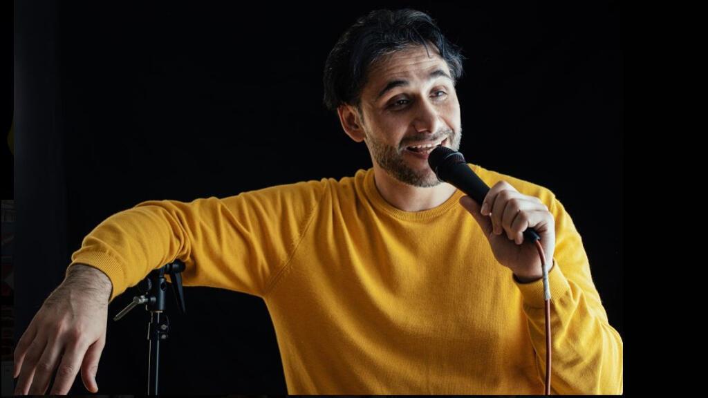 الفنان سعد الغفري