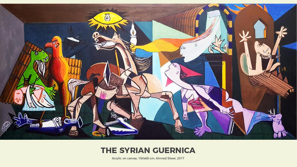syrian guernica