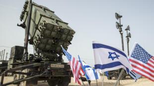 قاعدة عسكرية اسرائيلية
