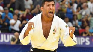 said judo iran