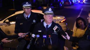 الشرطة الأسترالية (تموز-يوليو 2016)