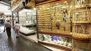 سوق الذهب بدبي