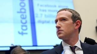 مؤسس فيسبوك مارك زاكربرغ