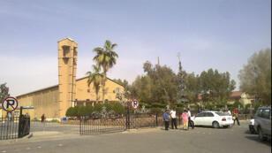 كنيسة سيدة الجزيرة العربيّة في الكويت