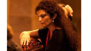 الفنانة السورية وعد بوحسون