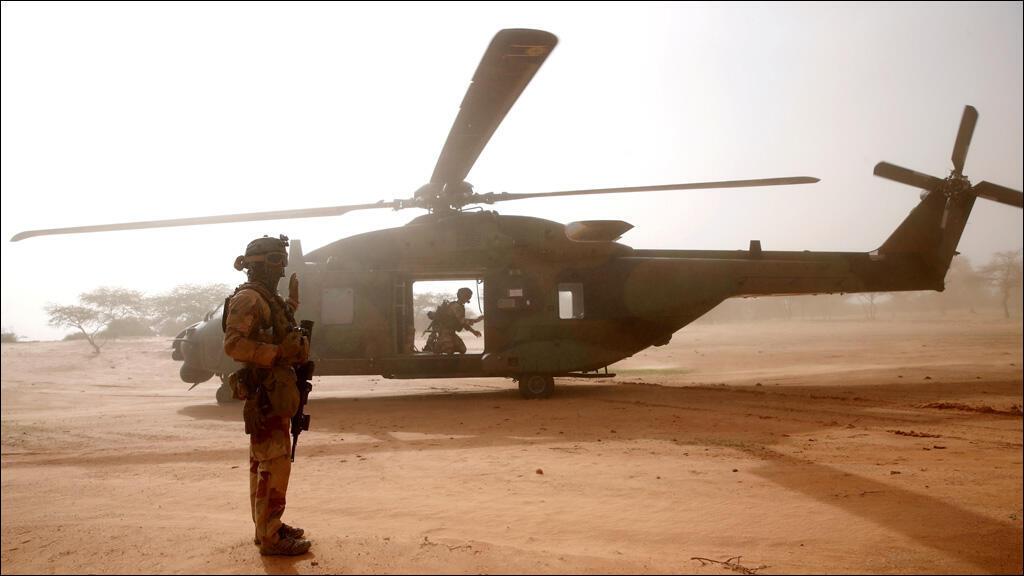 قوة برخان العاملة ضد الجماعات الجهادية في مالي