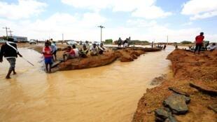 soudan- innondation
