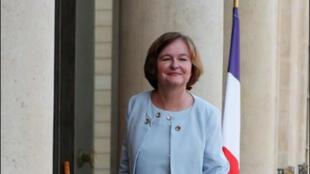 وزيرة الشؤون الأوروبية الفرنسية ناتالي لوازو